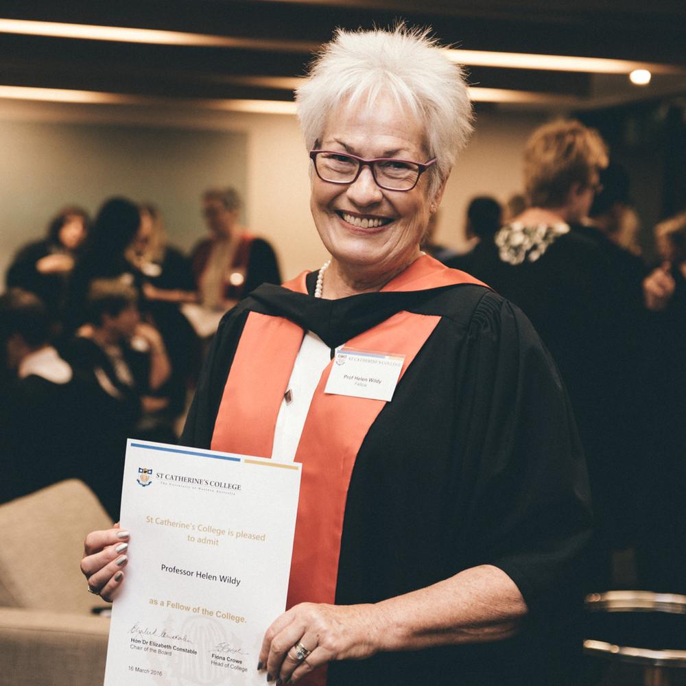 Prof Helen Wildy