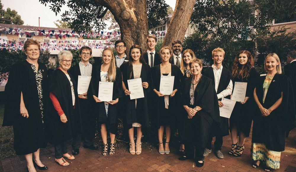 Our 2016/2017 Scholarship Recipients