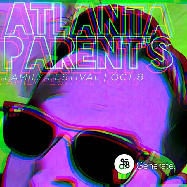 @atlantaparent Family Festival is going to be awesome this weekend. Come out and dance with us all. #letsgocrazy #atlantaparents #dad #mom #momlife #mommy #atlanta #atl