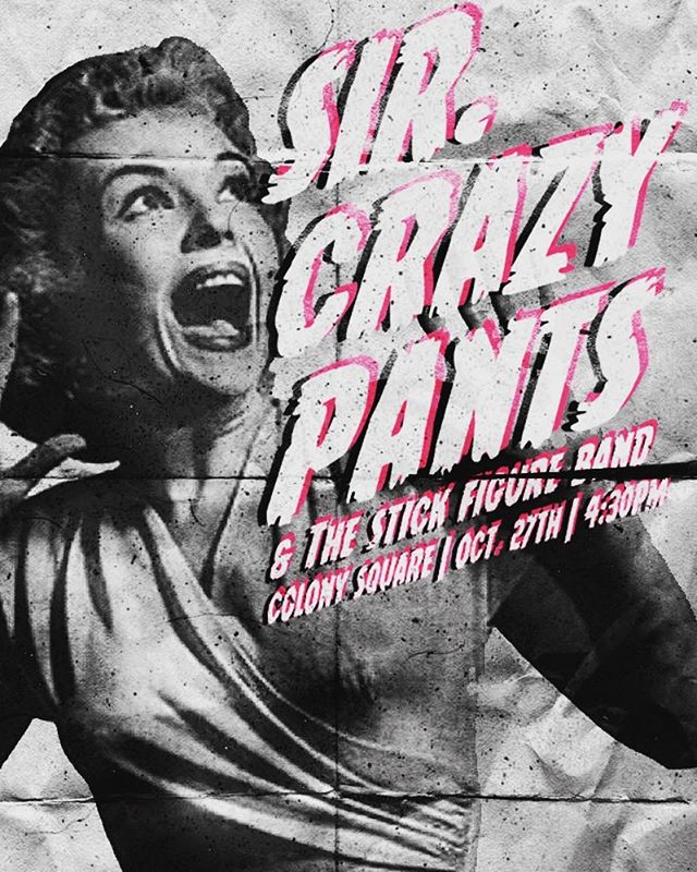 We are going to scare up some good ole punk rock music for the kiddos @colonysquareatl for @primroseschools #scareonthesquare Oct. 27 | 4:30pm-7pm. #punkrock #punkrockforkids #letsgocrazy #mommyblogger #mommy #thingstodoinatlanta #atl #atlanta #halloween #costume #costumeparty