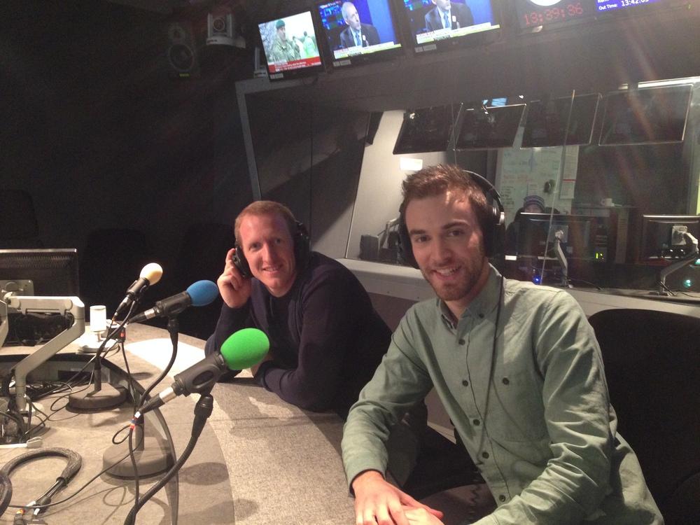 Jonny and Neil studio.JPG