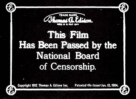 National Board of Censorship