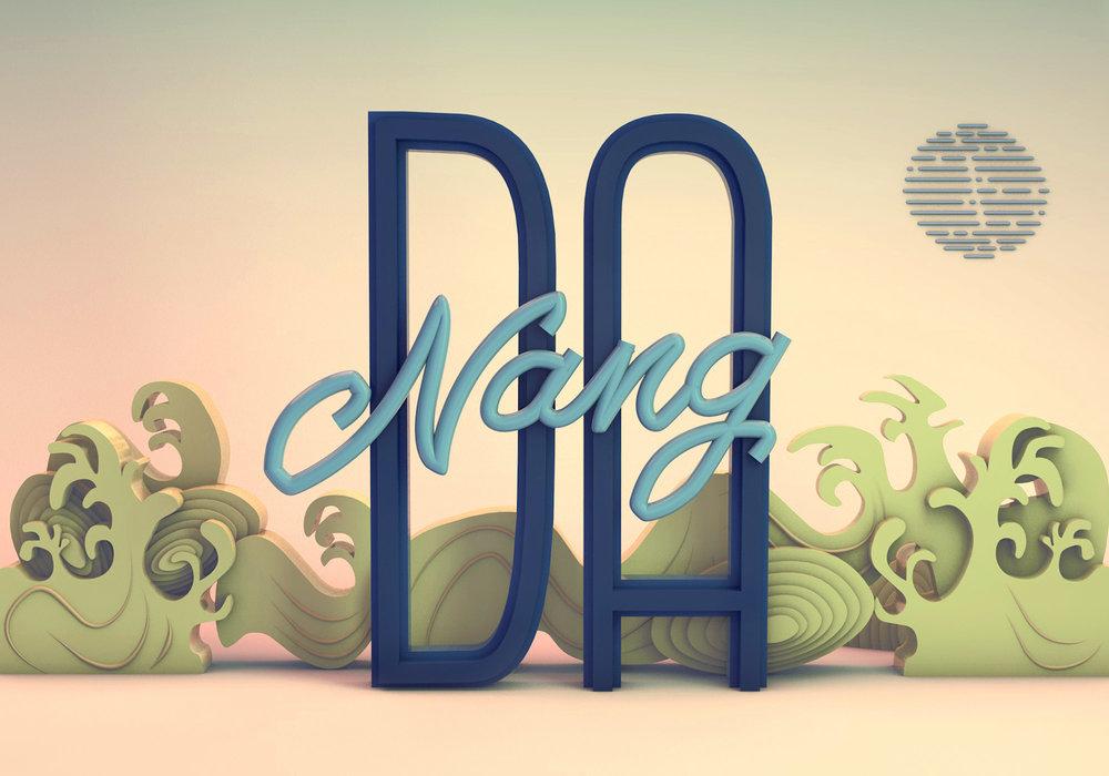 Cinema 4d artwork 3d typography graphic design