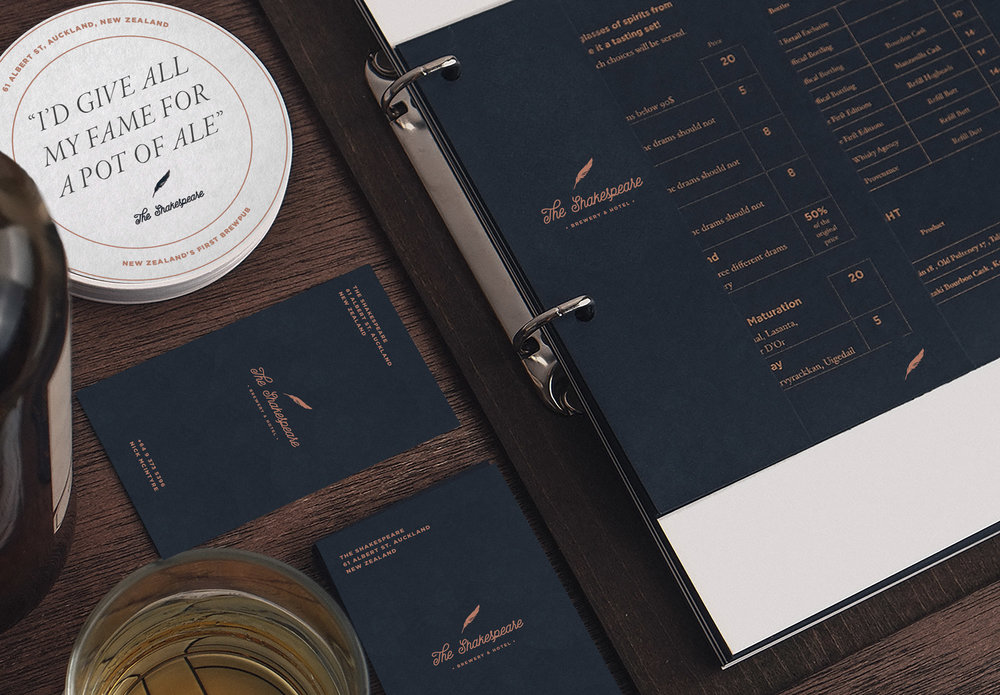 Branding Brewery Melbourne Graphic Design