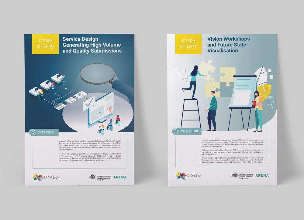 Illustration infographic melbourne freelance design