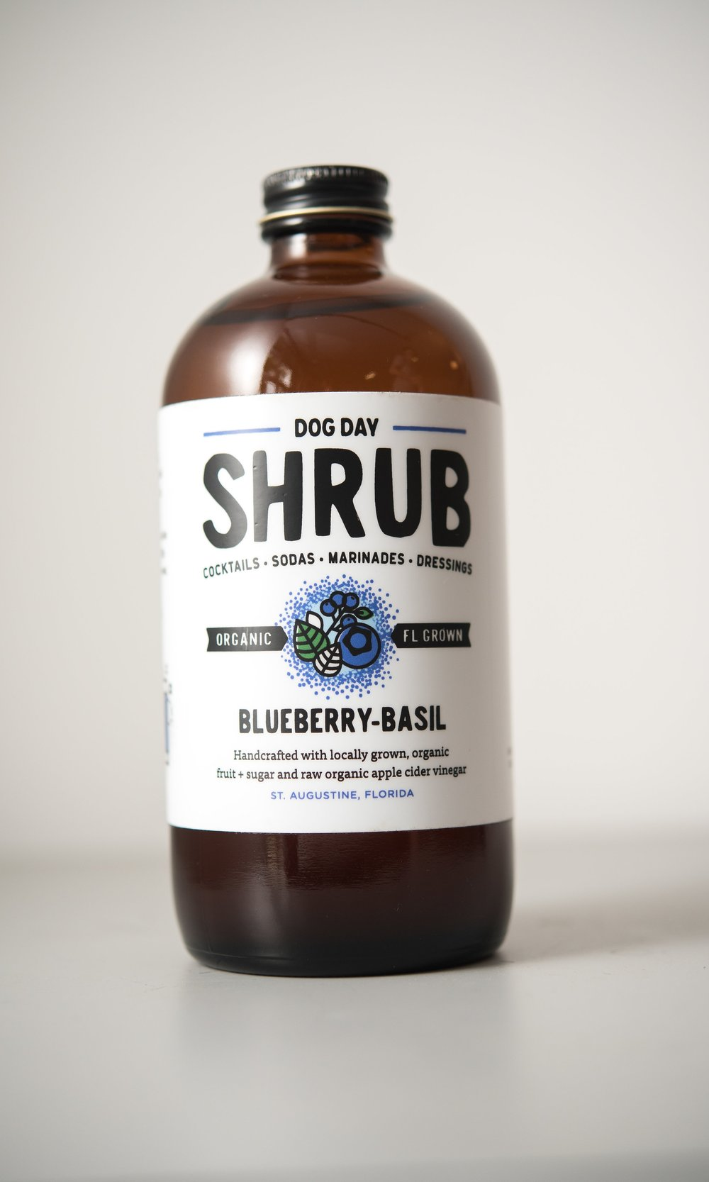 Blueberry Basil - $20.00
