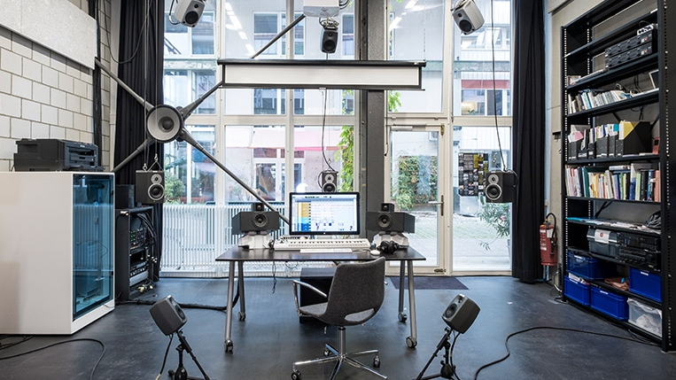 3D AUDIO @ IDEE UND KLANG AUDIODESIGN