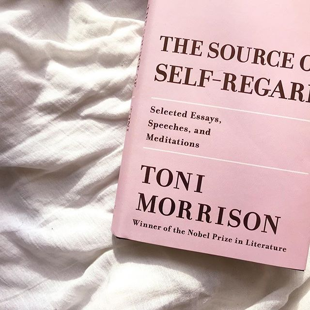 . memory, then, no matter how small the piece remembered, demands my respect, my attention and my trust. — toni morrison . . . #books #quotes #meditation #sundays #tonimorrison #literature