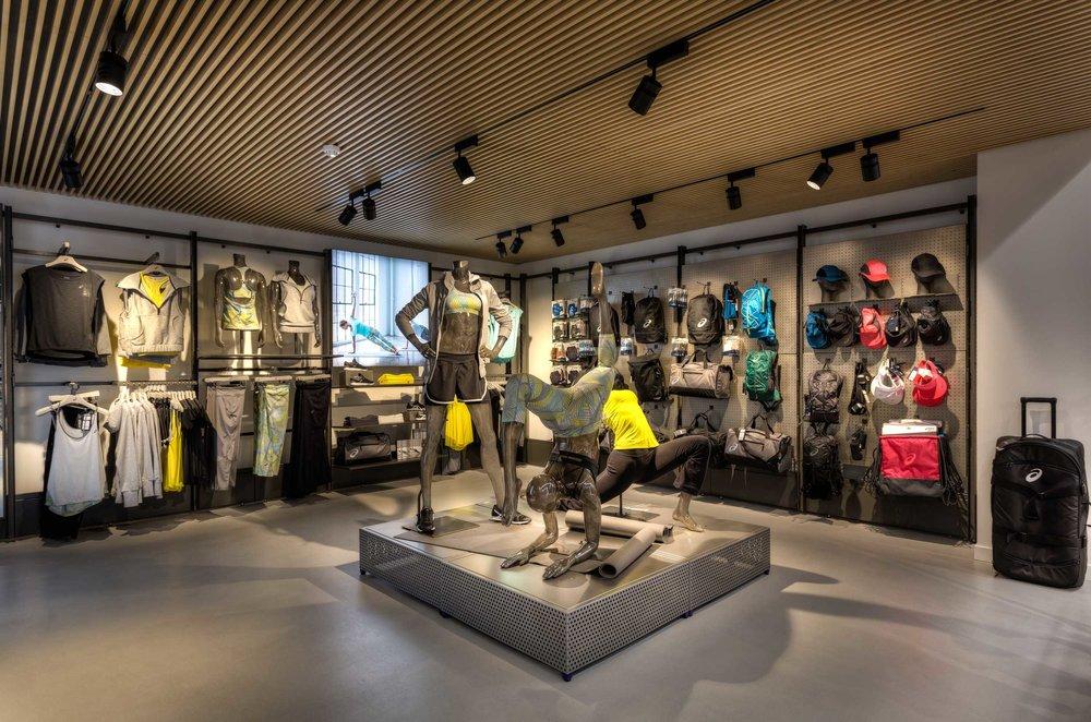 boutique asics amsterdam