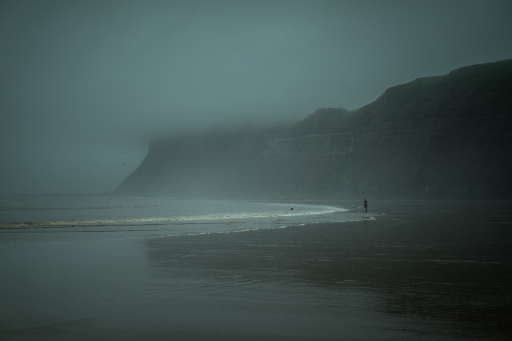 I find myself being drawn to moody scenes!