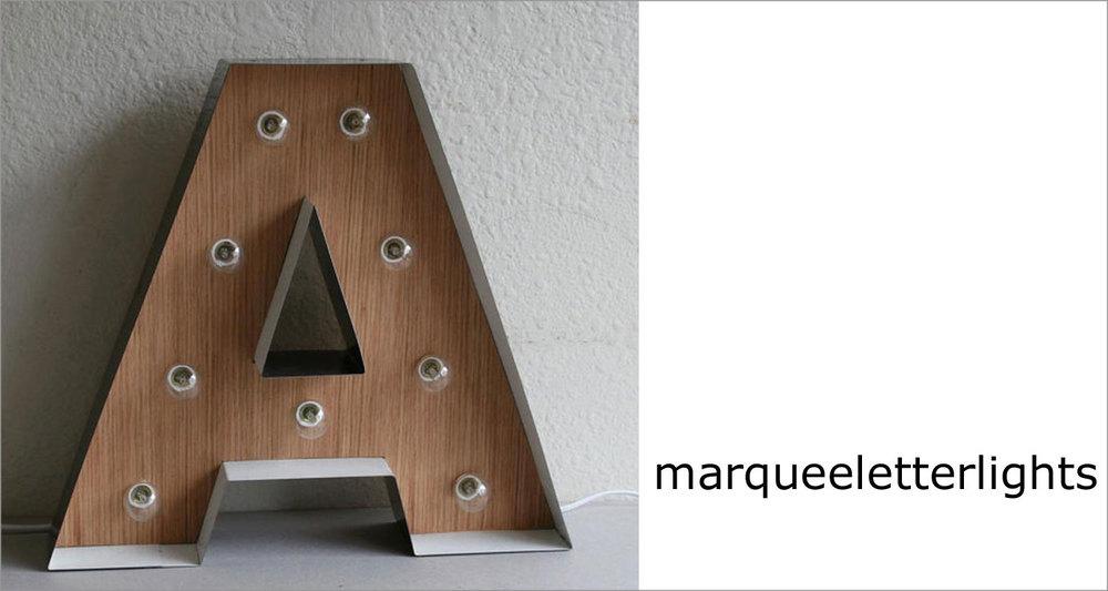marqueeletterlights