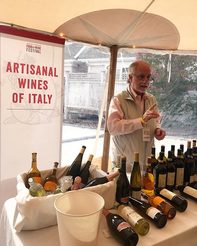 The wines displayed have been from all over the world: Italy, Spain, France and so much more! #mvfoodandwine #marthasvineyard #wines #winetasting