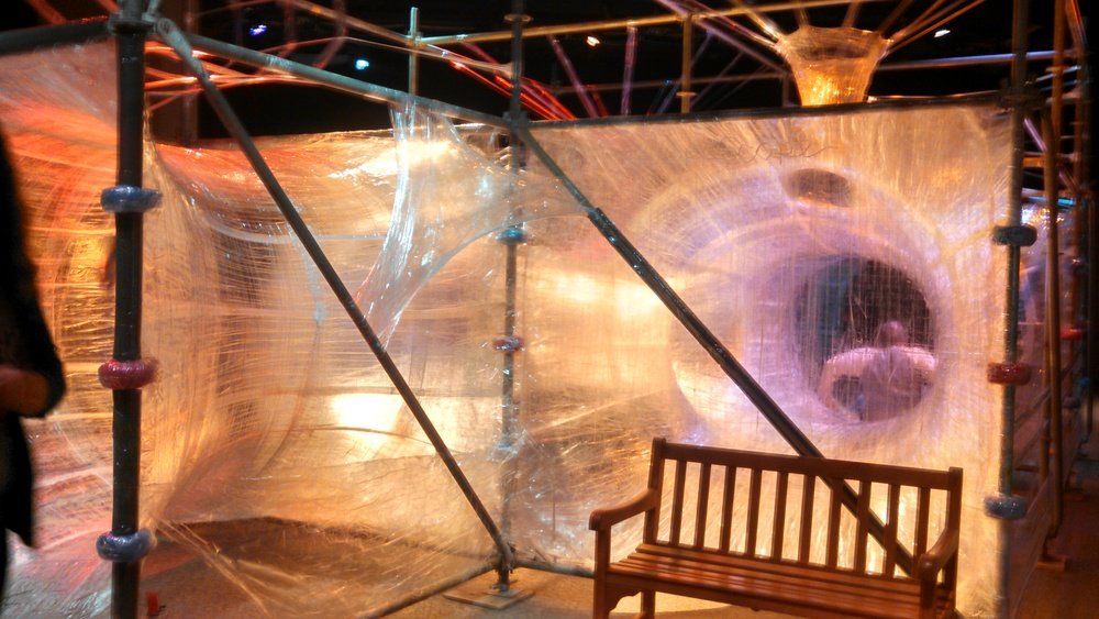 TapeScape open for adults too!