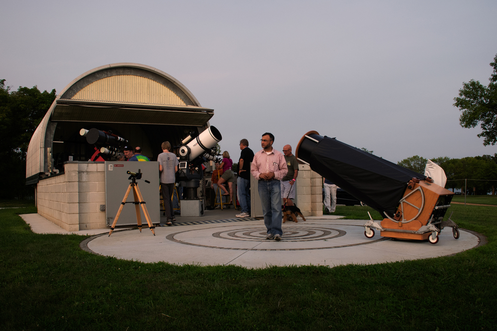 Star Party with the Minnesota Astronomical Society & Star Party with the Minnesota Astronomical Society u2014 The Sometimes ...