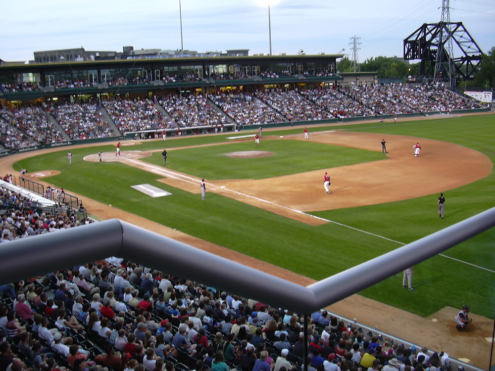 Winnipeg Goldeyes Ballpark