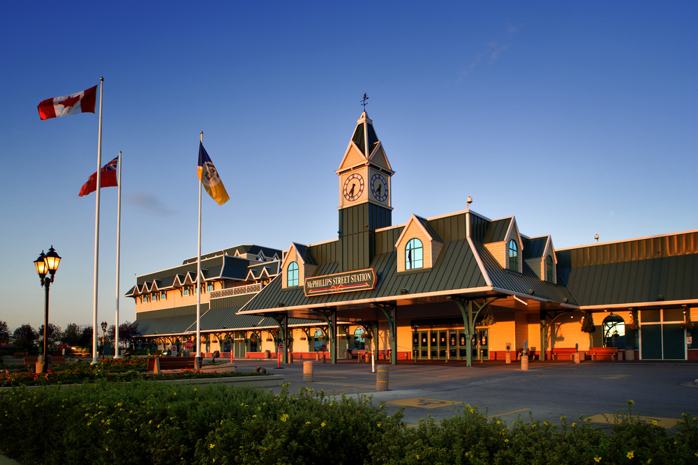 McPhillips Street Station Casino