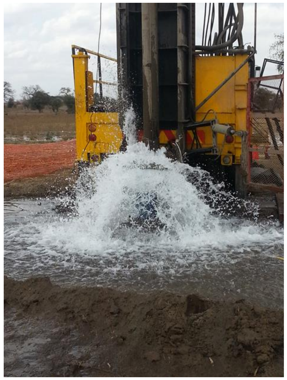 Borehole development