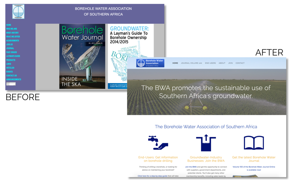 The BWA website has been modernised and streamlined!