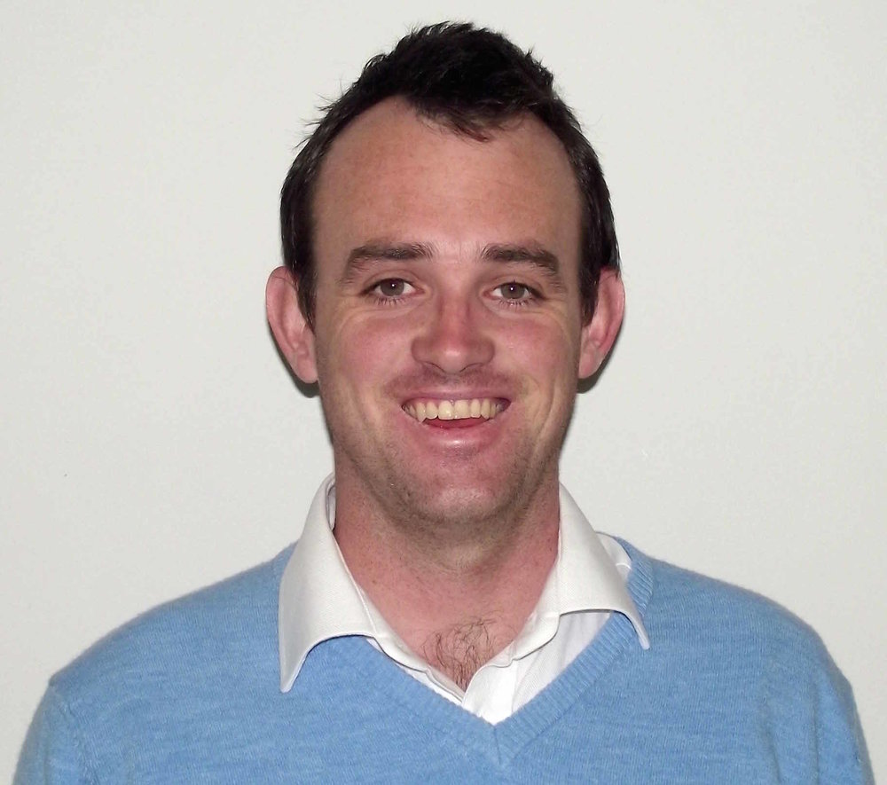 SRK Consulting's Scott Masson, senior environmental consultant based in the Cape Town office