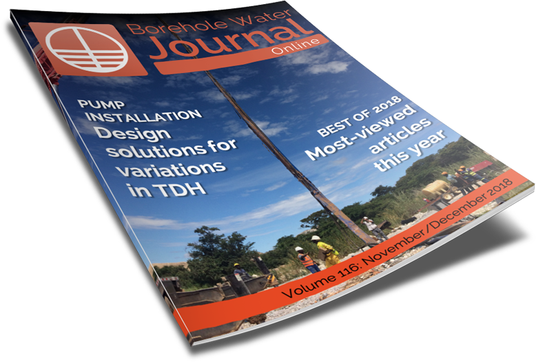 Borehole Water Journal Online Volume 116
