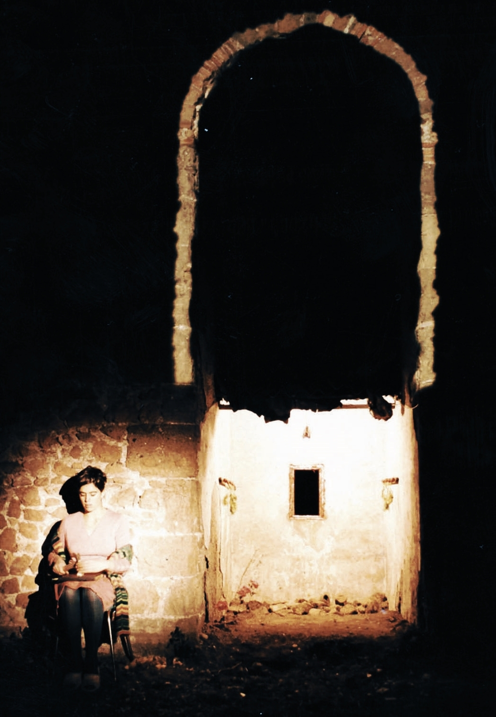46. Bandoni, Acquedotto Felice, Roma, 1995.jpg