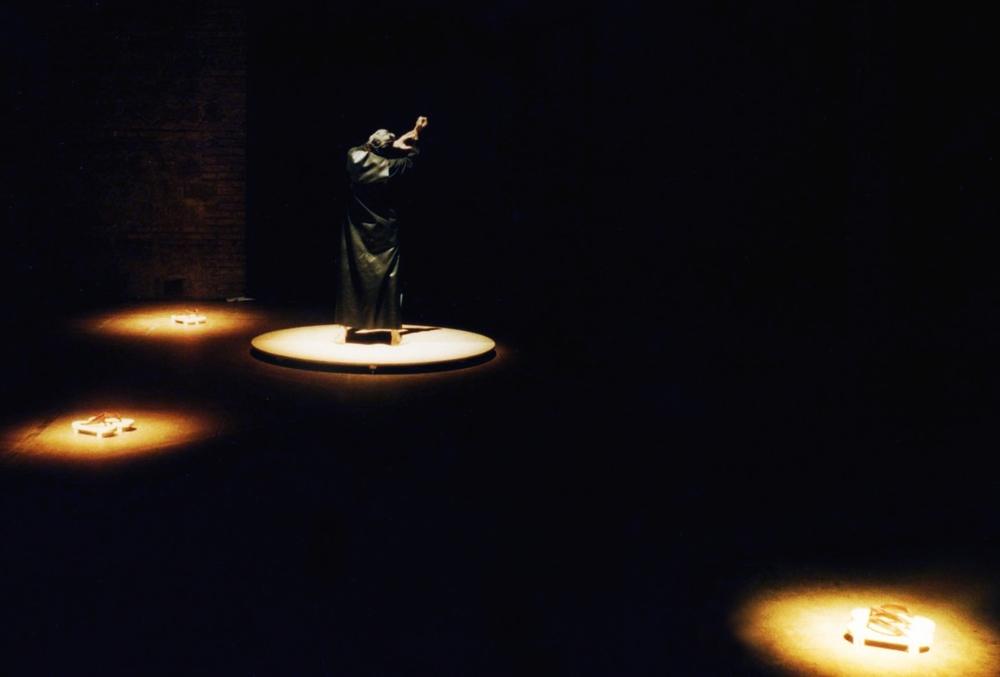 Sho. La bellezza finale, 1998. Nella foto Marcello Sambati.jpg