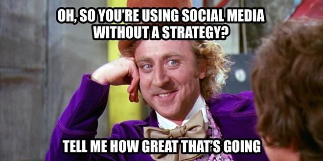 social media meme gene wilder - carachace.com