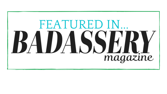 Cara Chace Author Badassery Magazine