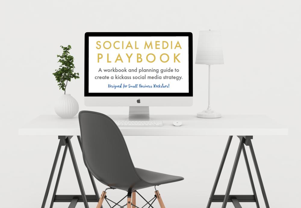 social media playbook cara chace