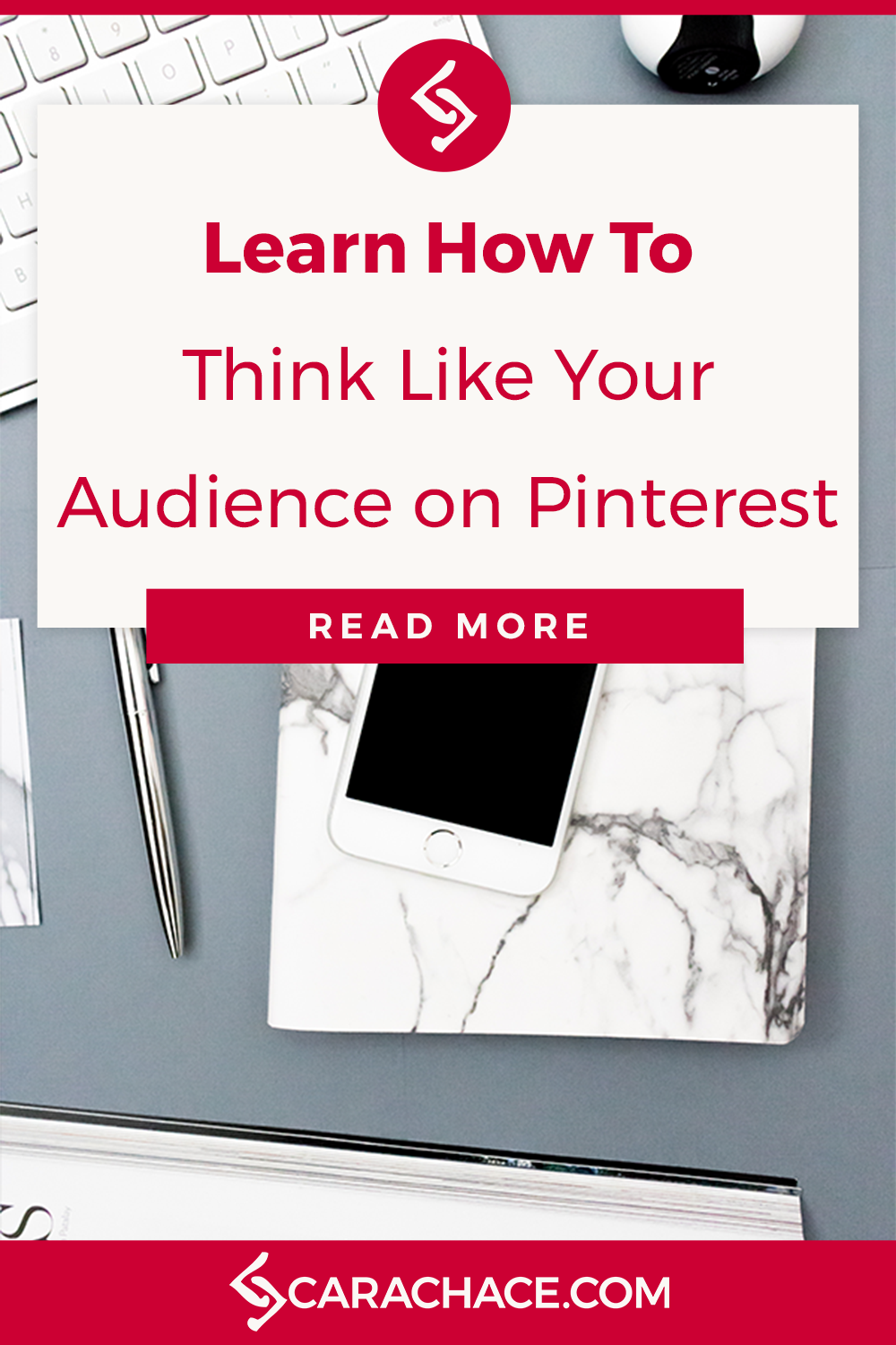 Learn how to think like your target audience on Pinterest. How to find your keywords on Pinterest, how to identify when your customers first know they have a problem you can help them solve, more about Pinterest marketing strategy for online entrepreneurs. Learn more inside at pinterestpowerup.com #pinterestmarketing #pinteresttips #carachace