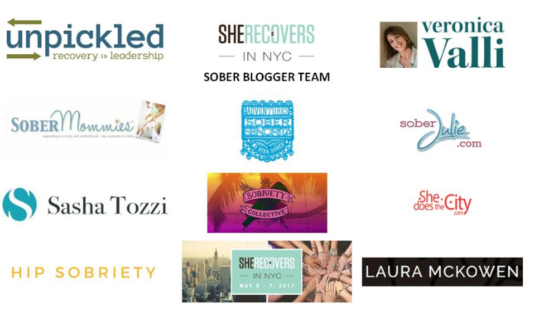 She Recovers Blogger Team