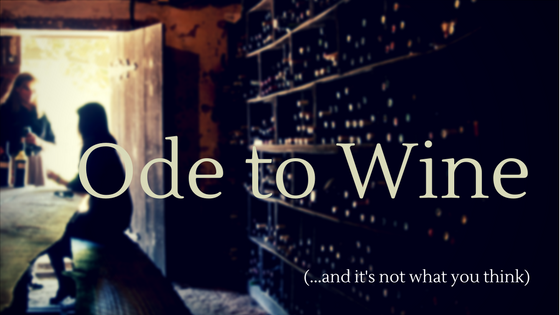 Ode to Wine
