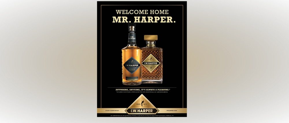 mr harper is back