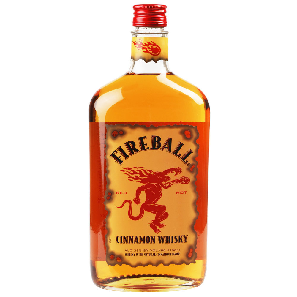 Fireball Cinnamon Whiskey 750ml   On Sale/ Was 15.99   Now $13.99