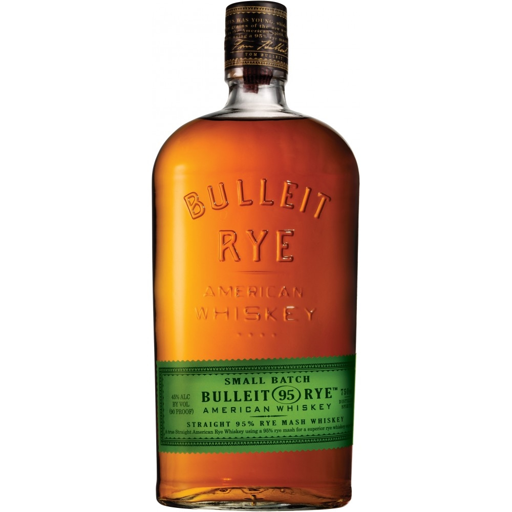 Bulleit Rye Whiskey 750ml   on sale/ was 33.99   Now $29.99 Only