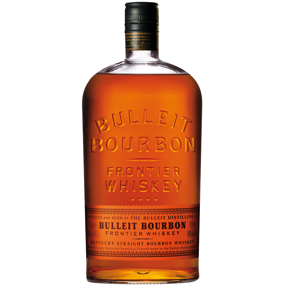Bulleit Bourbon Whiskey 750ml on sale/ was 33.99 Now $29.99 Only