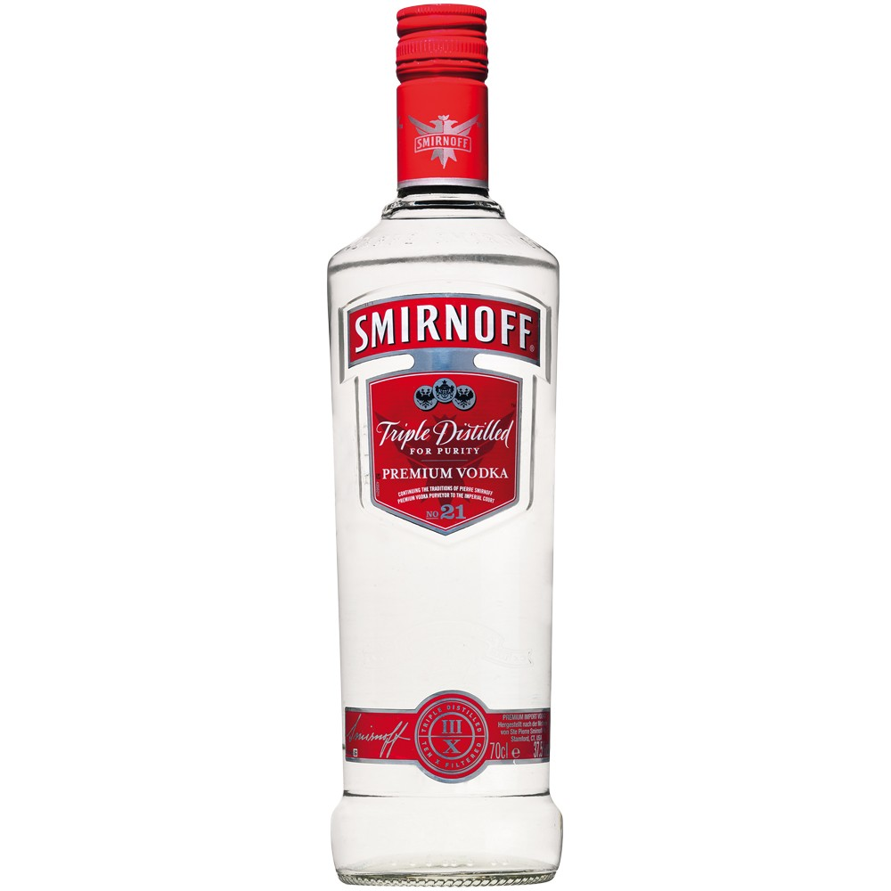Smirnoff Vodka 750ml Original and Flavored on Sale/ was $13.99 Now $10.99