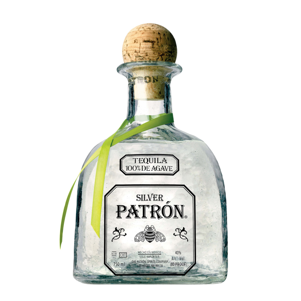 Patron Silver Tequila 750ml on sale/ was 45.99 NOW $39.99