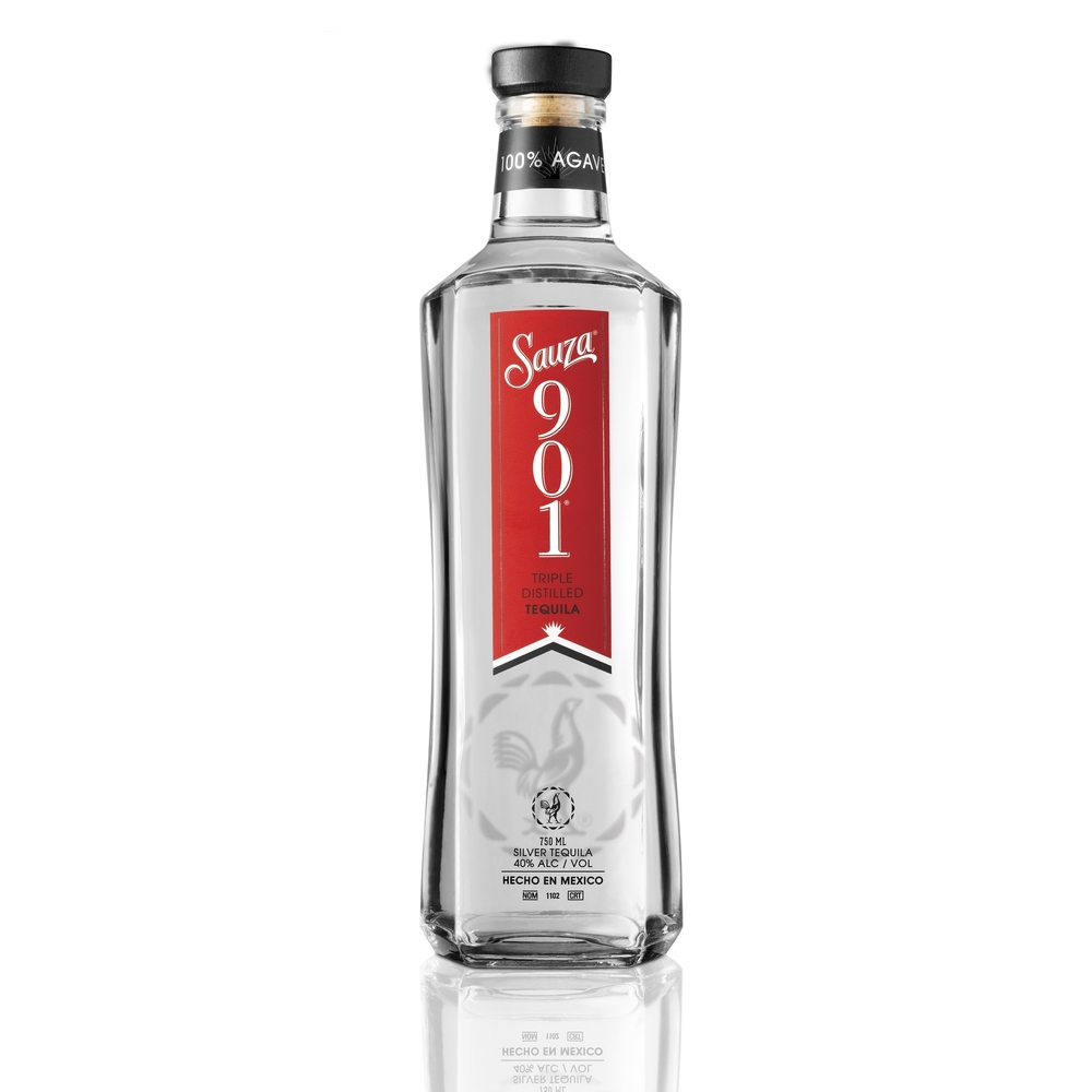 Sauza 901 Tequila Silver 750ml on sale/ was 29.99 Now $24.99