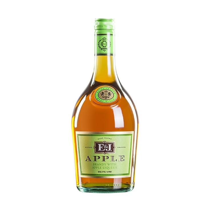 E&J Apple Brandy 750ml on sale/ was 15.99 Now $10.99