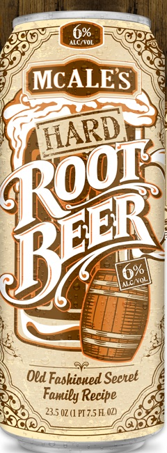 Hard Root Beer