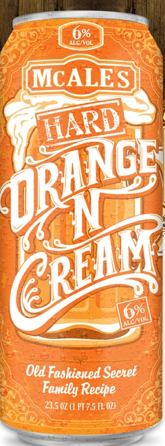 Hard Orange n' Cream