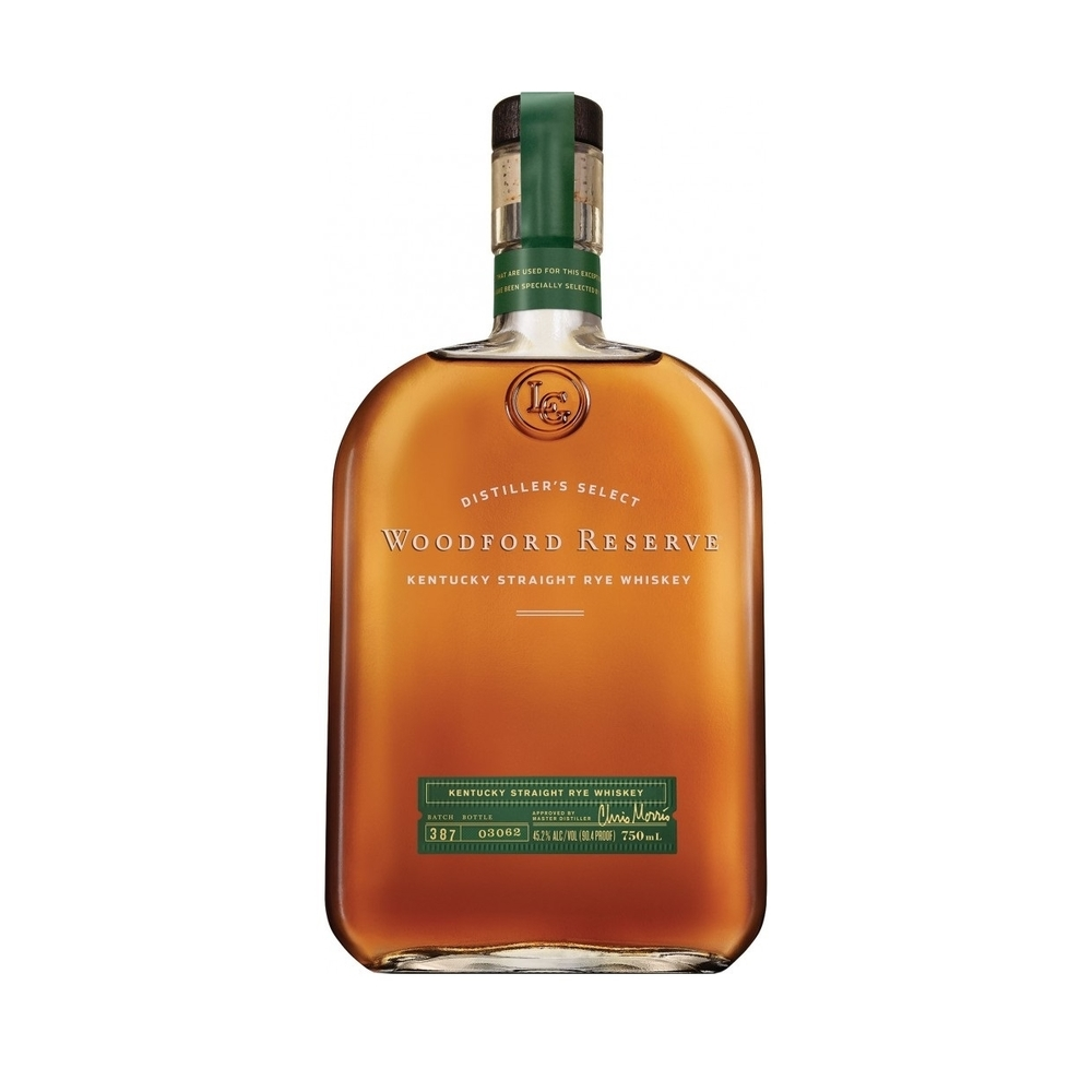 Woodford Reserve Rye Whiskey 750ml   Was 44.99 / On Sale   Only $36.99
