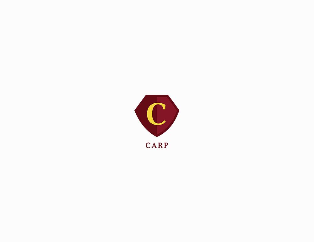 CARP logo design