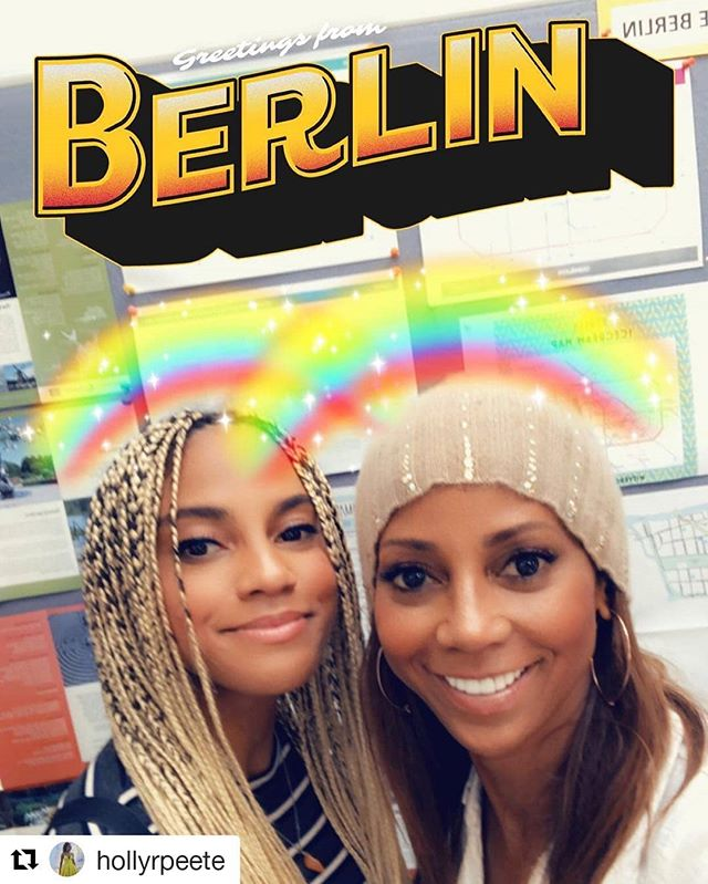 #MeetThePeetes heads overseas!  #Repost @hollyrpeete (@get_repost) ・・・ Having the best time in #berlin #Germany 🇩🇪❤️visiting @ryanepeete who is doing her Junior semester here documenting it all for #meetthepeetes @hallmarkchannel !!! Check out my IG story for more!!💞💞💞 Auf gehts!!!