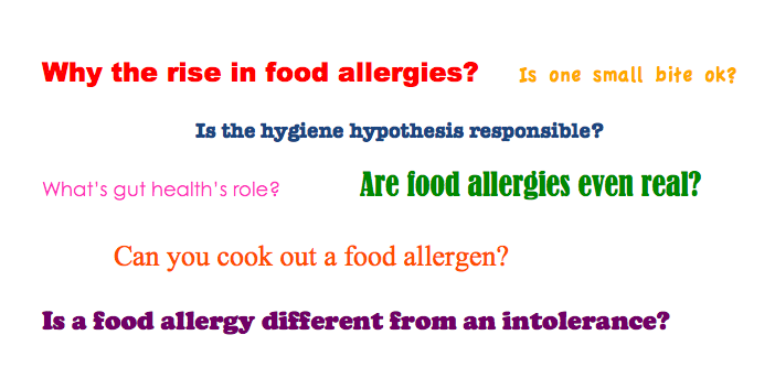Food Allergies Today: An Expert Q & A — Allergy Amulet