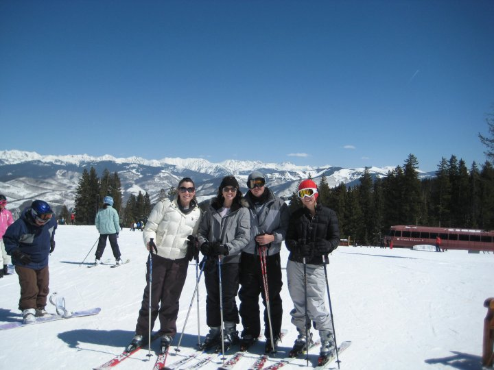 Ski Trip w/ some of my favorite friends