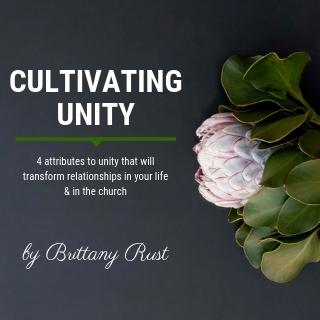 Unity Study