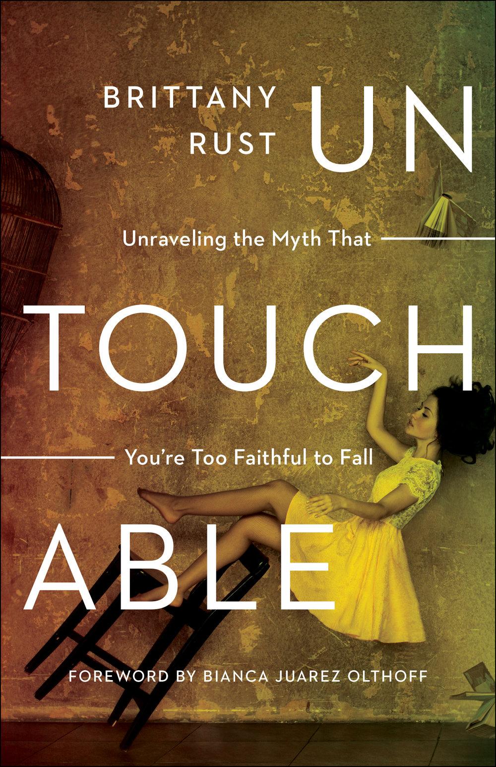 Untouchable Book Cover
