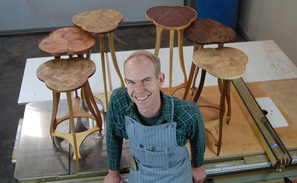 Austin Is An Award Winning Furniture Maker In Portland, Oregon, And A  Bonsai Hobbyist. In 2013 He Began Making Bonsai Stands And Has Found  Acclaim For His ...